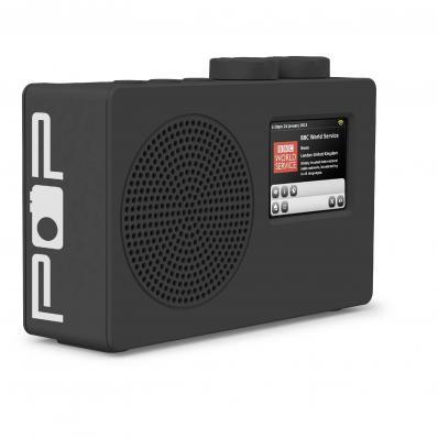 Image POP Deluxe DAB+/FM radio 100280 01